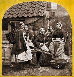 working class women - British