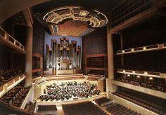 Morton Meyerson Symphony Center, IM Pei, Dallas