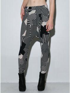 Kai-Aakmann stripe print pants