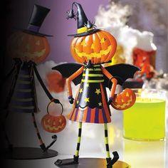 dancing pumpkin votive holder jill by partylite candles more halloween decor here