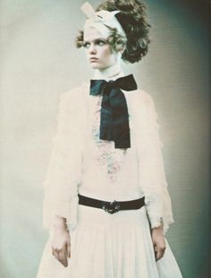 "moldavia: "" ""So Splendid and Magic"" by Paolo Roversi for Vogue Italia March 2005 """