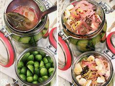 passo a passo pickles de pepino feito em casa - homemade cucumber pickles