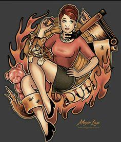 Archer ~ Cheryl Tunt