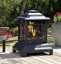 9 best outdoor fireplaces chimineas images outdoor fireplaces rh pinterest com