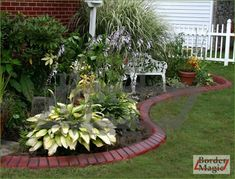 Http Www Pinterest Com Wendyskingdom Lawn Edging Ideas