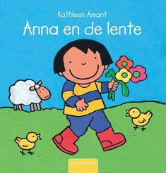 Anna en de lente - Kathleen Amant
