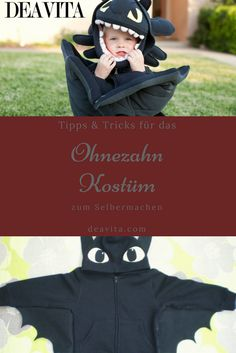 If you want to make the toothless costume yourself, you can do it with or without sewing thanks to t Fruit Costumes, Diy Costumes, Halloween Costumes, Tooth Costume, Toothless Costume, Pineapple Costume, How To Train Your Dragon, Muscle Tees, Felt Crafts