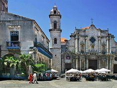 Cuba. Catedral de La Habana