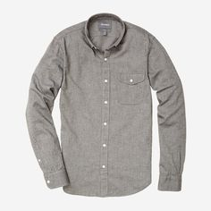 Bonobos Brushed Button Down
