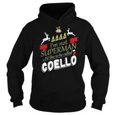 I Love COELLO-the-awesome T-Shirts