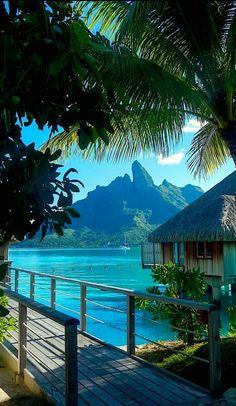 St. Regis, Bora Bora  Adventure | #MichaelLouis - www.MichaelLouis.com