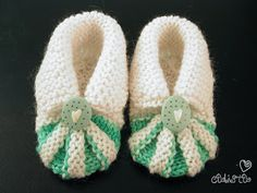 Free Patterns - 30 Baby Booties to Knit - Crochet