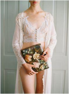 Bridal Underwear: Claire Pettibone Heirloom Collection