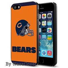 NFL Chicago Bears football #B14, Cool iPhone 5 / 5s Smart…