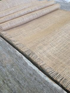 Hey, I found this really awesome Etsy listing at https://www.etsy.com/listing/204569384/frayed-edge-burlap-table-runner-burlap