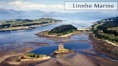 Linnhe Marina West Coast Scotland