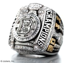 Boston Bruins 2011 Stanley Cup Ring. aw man. so pretty.