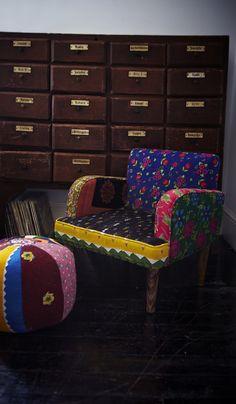 Anta chair (New season) - Plümo Ltd