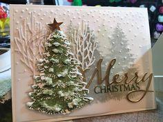 How to Make Awesome Handmade Christmas Cards Your Family Will Love – Christmas Trees – Christmas DIY Holiday Cards Christmas Cards 2018, Homemade Christmas Cards, Merry Christmas To All, Christmas Paper, Christmas Greeting Cards, Handmade Christmas, Homemade Cards, Holiday Cards, Christmas Crafts