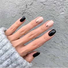 Nagellack Design, Nagellack Trends, Diy Ongles, Ten Nails, Pin Up Nails, Nagel Blog, Minimalist Nails, Dream Nails, Chrome Nails