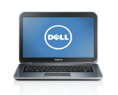 Dell Inspiron 14-Inch Ultrabook with 128GB SSD 4GB RAM DVD Mobile Broadband Capability