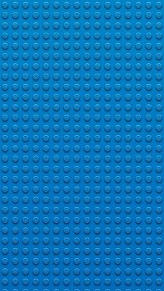 This is cool! Blue Lego background. Tap to see more Texture iPhone Wallpapers. - @mobile9 #iphone #texture #backgrounds