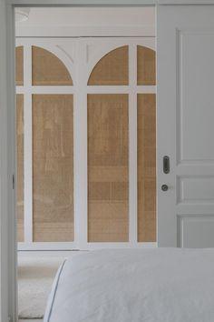 Wardrobe Room, Built In Wardrobe, Home Bedroom, Bedroom Decor, Bedrooms, Wardrobe Door Designs, Interior And Exterior, Interior Design, Arched Doors