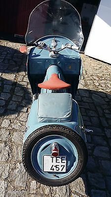 1954 Other Makes Maico-Mobil MB200