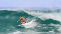 """Férias: expectativa X realidade  6. Expectativa: """"Este ano quero aprender a surfar!"""""""