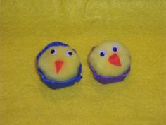 Easter Chickies - OCCASIONS AND HOLIDAYS
