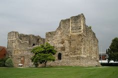 Norman Castle at Canterbury.jpg - Wikimedia Commons