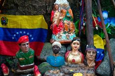 """Santería cubana"", la religión del chavismo – The Bosch's Blog"