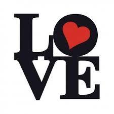 Resultado de imagem para poster decorativo download love
