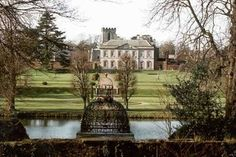Melbourne Hall and Gardens, Derbyshire