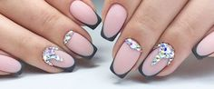 36 Amazing Prom Nails For Your Special Day