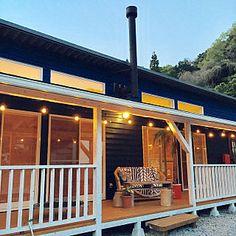 Patio Design, House Design, American Houses, California Style, Woodland, Pergola, Porch, Deck, Outdoor Structures