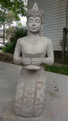 https://flic.kr/p/HdyZ1j | Statues India | Bazah Home Arts bazahhomearts.com