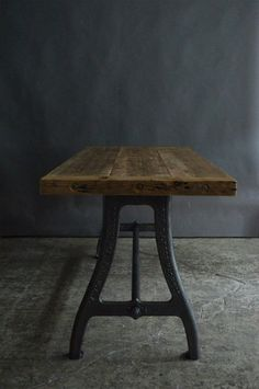 Nyc Cast Iron Table Legs Humble Beginnings Pinterest Iron