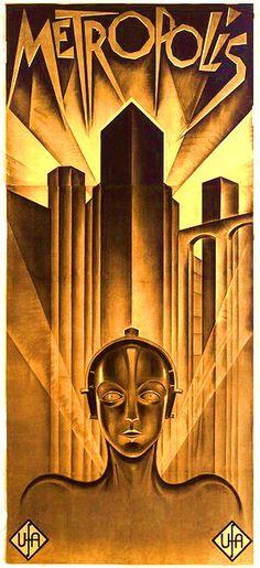 Subastado un cartel de 'Metrópolis' por casi un millón de euros     http://www.zoomnews.es/estilo-vida/cultura-y-espectaculos/subastado-cartel-metropolis-casi-millon-euros