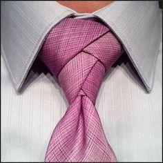 【画像】ユニークでちょっと素敵なネクタイの結び方 - Peachy - ライブドアニュース