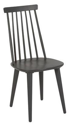 Fredrik kjøkkenstolMørk grå