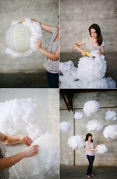 DIY clouds