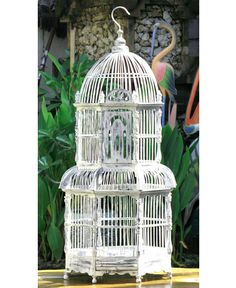 Caged beauty: 10 vintage bird cages that are practically works of art
