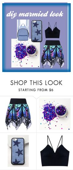 """look book"" by galkinmichal on Polyvore featuring Wildflower and STELLA McCARTNEY"
