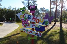 """Photo 1 of 34: Mickey Mouse Clubhouse / Birthday """"Ivy's Clubhouse Party"""" 