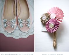 Love these shoes. Benn & Renette { Picnic Wedding} | {Lovely Couples, Real Love} | The Pretty Blog.