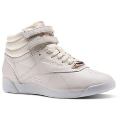 Reebok Freestyle Hi Pride Shoes 'White' Oneness Boutique