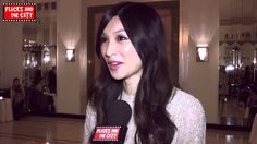 Gemma Chan- raised in Kent and Bromley. Attended Oxford where she read law before studying Acting at the Drama Centre, London. In this clip we hear features of Contemporary RP and Estuary English accents.