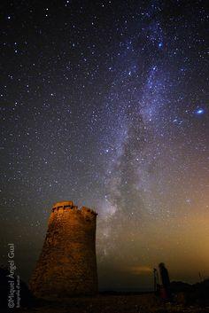 Milky Way by Miquel Àngel Gual on 500px