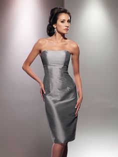 **SALE!** This image is an example of the dress in Grey. The dress we have for sale is the same style but in Rose.  This sophisticated fitted dress from Social Occasions has been beautifully designed in a english rose colour.  The photo shows the dress in silver/grey. Product code 114811.    View more Occasion wear sale items from our eShop at: https://shop.baroqueboutique.co.uk/product-category/occasion/     Photographs courtesy of: http://socialoccasionsbymoncheri.com/